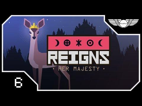 Reigns: Her Majesty #6 |
