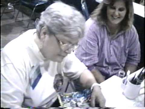 Marie Severin  1996 San Diego Comic Con