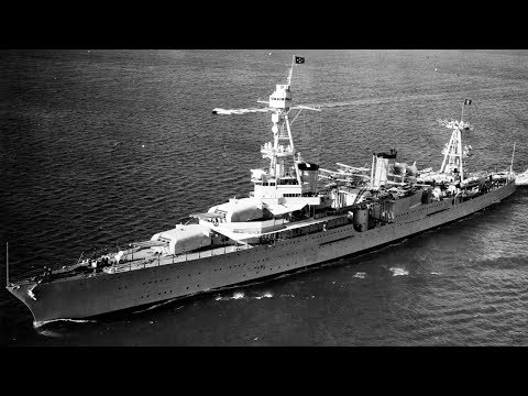Remember the USS Houston