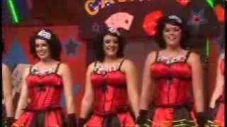 Hungener Carneval Verein - Showtanz Las Vegas 2014
