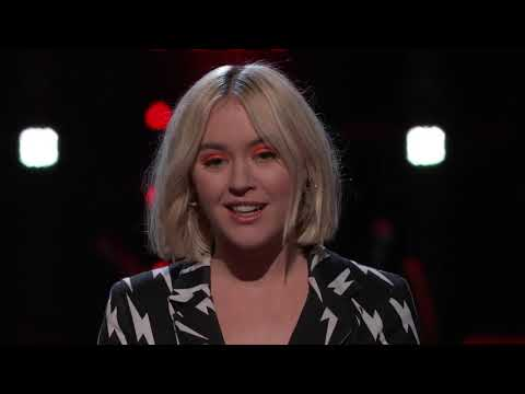 Chloe Kohanski The Voice (2017) stolen by Blake Shelton