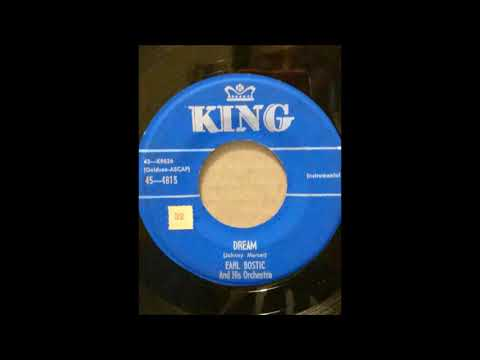 EARL BOSTIC AND HIS ORCHESTRA ♪DREAM♪EAST OF THE SUN♪