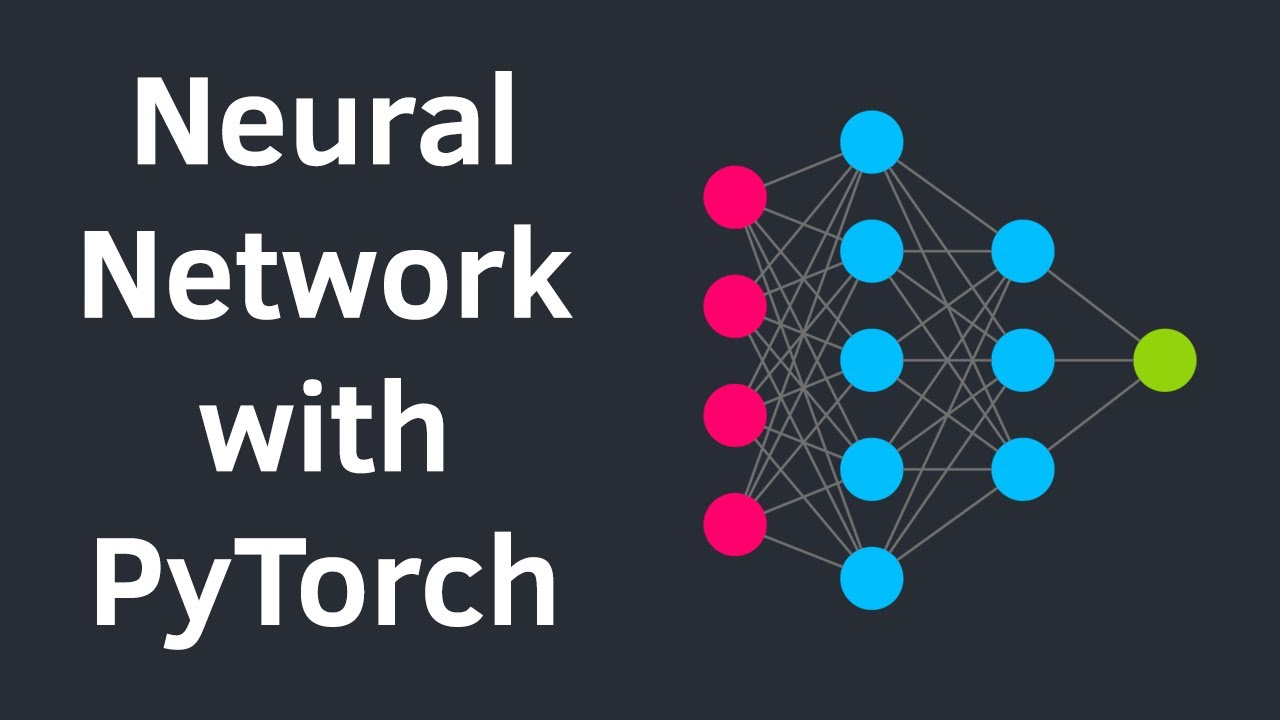Build a Neural Network with Python Tutorial | Deep Learning with PyTorch