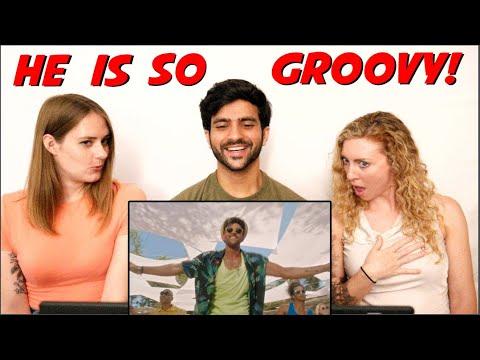 Ghungroo | War | Hrithik Roshan, Vaani Kapoor | Vishal and Shekhar REACTION