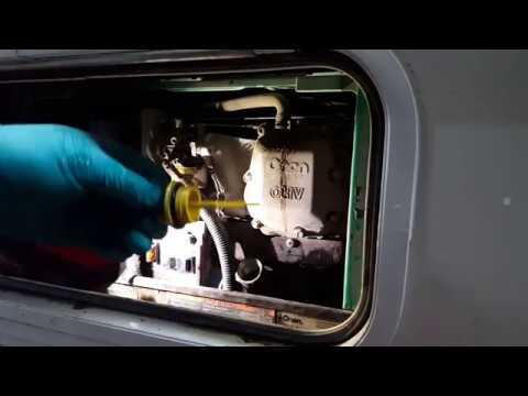 Onan Microlite 4kyfa H Oil Service