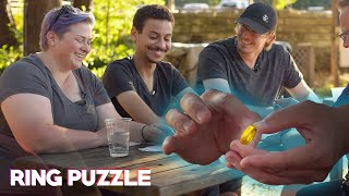 The Master Glass Puzzle | Scam Nation
