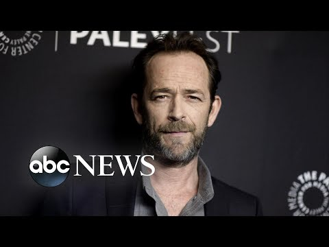 Luke Perry remembered after his death at 52