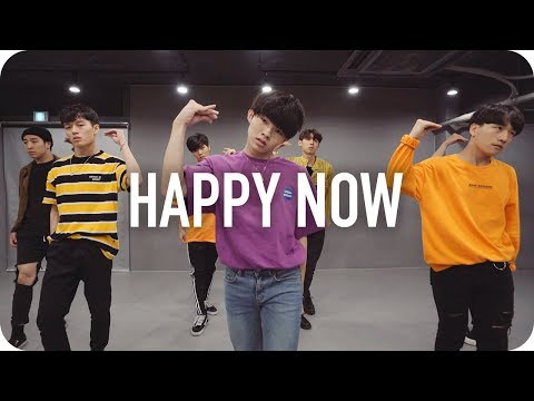 Happy Now - Zedd, Elley Duhé / Jun Liu Choreography