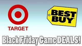 Video Great Black Friday Sales For Gamers - Best Buy and Target download MP3, 3GP, MP4, WEBM, AVI, FLV Juli 2018
