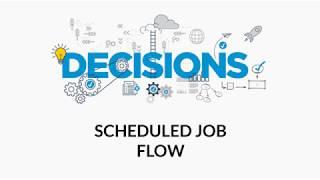 Schedule Job Flow