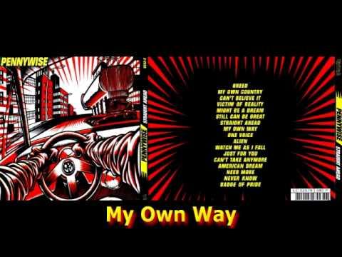 Pennywise - Straight Ahead [ FULL ALBUM ]