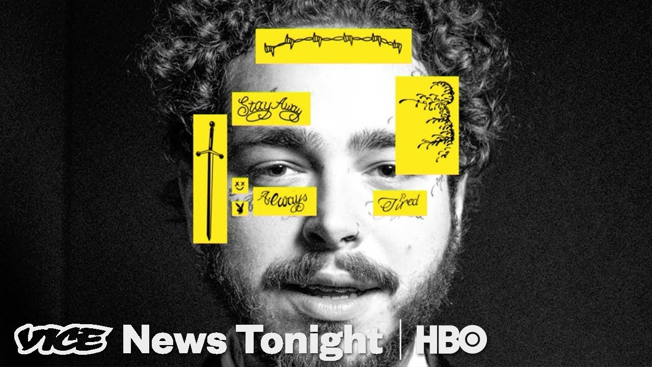 Why Post Malone Is So Damn Catchy (HBO) #1