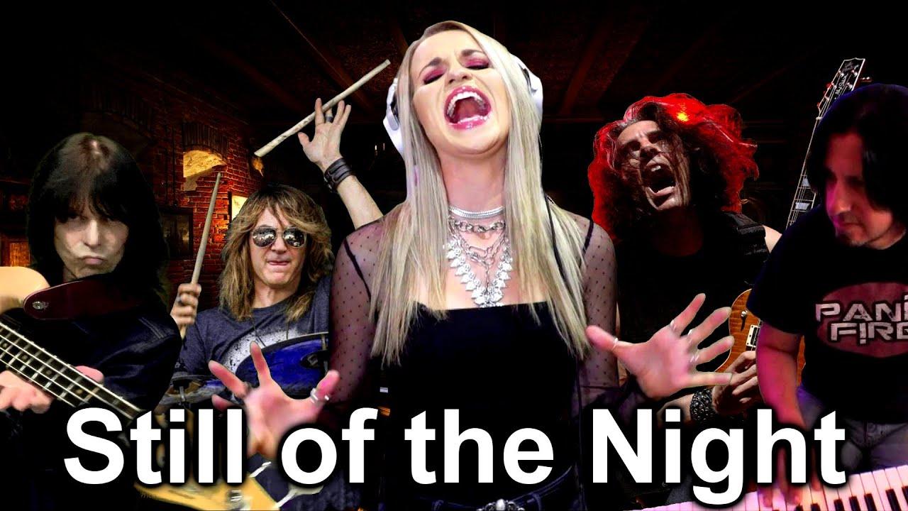 Whitesnake -Still Of The Night -Gabriela Gunčíková -Rudy Sarzo -Alex Skolnick -Ken Mary -Gary Schutt