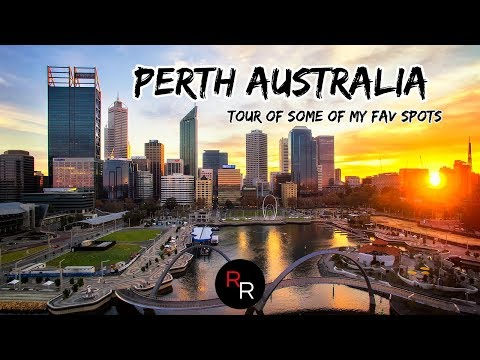 A Tour Around My City Perth Australia