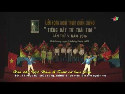 Hào Khí Việt Nam & Rước Cờ Búa Liềm - Tốp Ca Và Tốp Múa HNM Tỉnh Hải Dương (Video By NTT)
