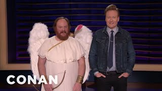 Cupid Stops By CONAN - CONAN on TBS