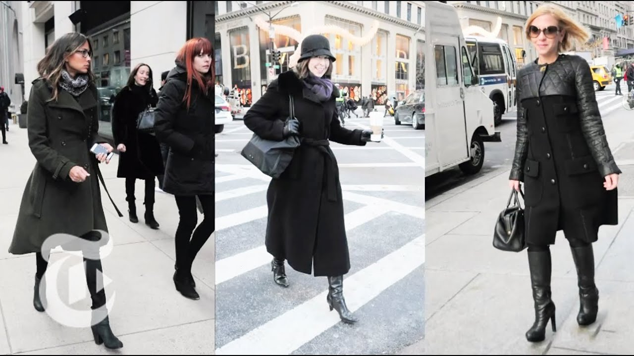 Shape Shift On The Street With Bill Cunningham Fashion