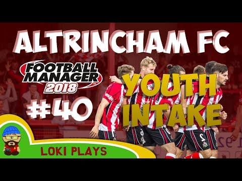 FM18 - Altrincham FC - EP40 - Vanarama National League North - Football Manager 2018