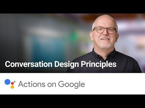 Conversation Design Principles - Lightning Talk With Peter Hodgson