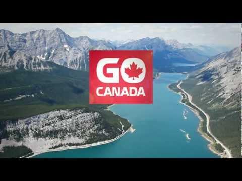 GoCanada uitdaging: 3 weken Canada in 3 minuten