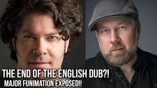 FUNIMATION EXPOSED! SHOCKING Leaked Audio of Chris Sabat, Sean Schemmel and DBZ VA's #iStandWithVic