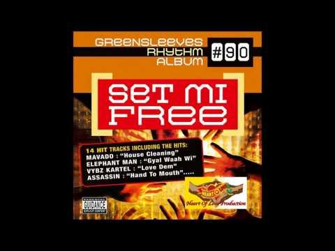SET MI FREE RIDDIM MIX (2010)