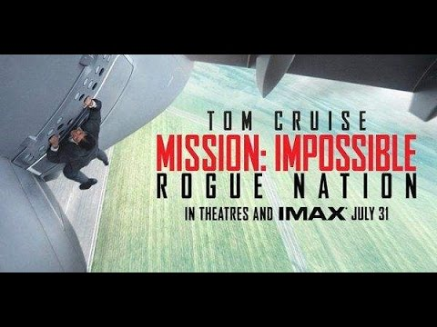 AMC Movie Talk - MISSION IMPOSSIBLE: ROGUE NATION Trailer Hits, Box Office Results