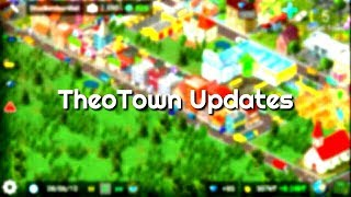 TheoTown City Simulation UPDATES!!! 2018