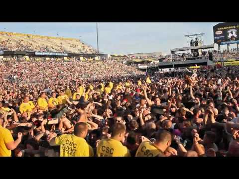 Five Finger Death Punch - Jeremy Spencer At Rock On The Range