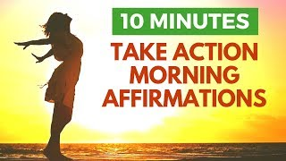 Affirmations to Take Action | Stop Procrastination | Get Things Done Affirmations