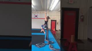 Bliss at Center Hill Martial Arts Club