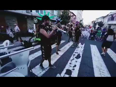 Os Festicultores póñenlle ritmo á Festa da Tenreira Galega