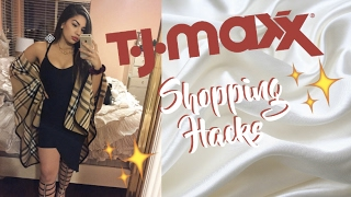 How to shop at TJMAXX | Tips to save money | YessiWaters