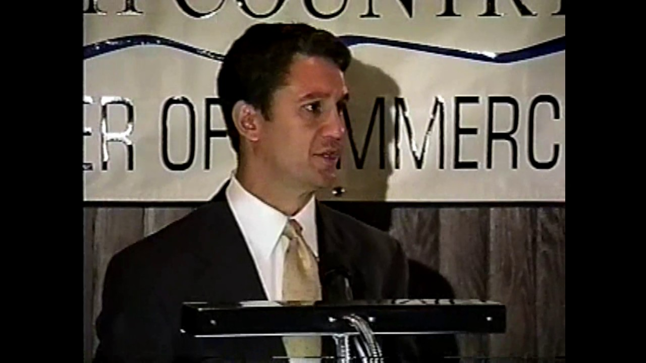 NCC - Rick Lazio in Plattsburgh - 2000