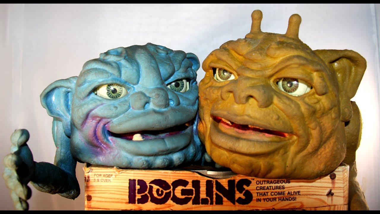 Image result for boglins