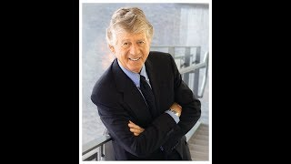 2018 Distinguished Visitor lecture - Ted Koppel