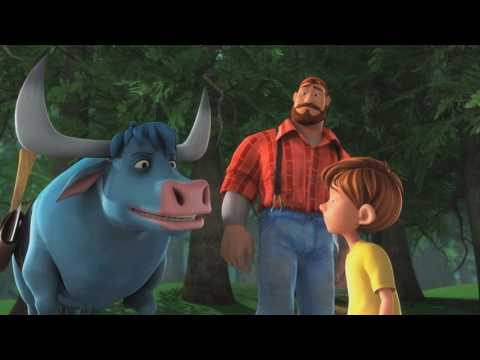 Bunyan & Babe Exclusive Clip - That's An Automobile