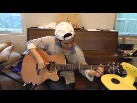 Photograph( Ed Sheeran) - Sungha Jung - Guitar Cover by ริช