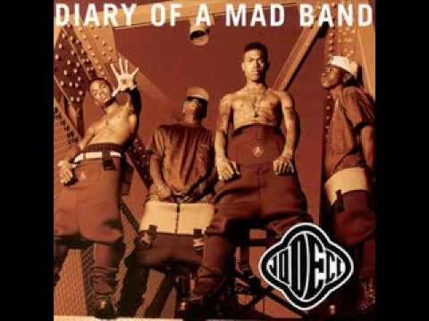 Jodeci - My Heart Belongs To U (Swing Mob Remix) (Instrumental)