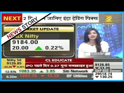 Exclusive talk with 'Arvind Sanger' for trade in Indian market