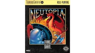 Neutopia Review for the TurboGrafx-16