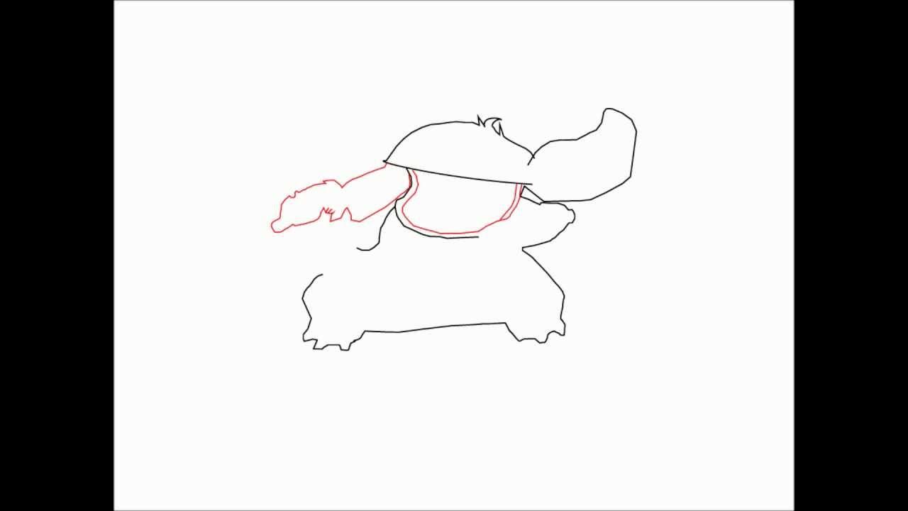 How to draw STITCH from LILO AND STITCH Step-by-step