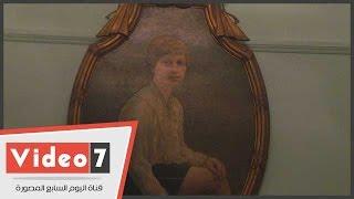 بالفيديو.. شاهد حمام غرفة نوم الملك فاروق بقصره فى حلوان