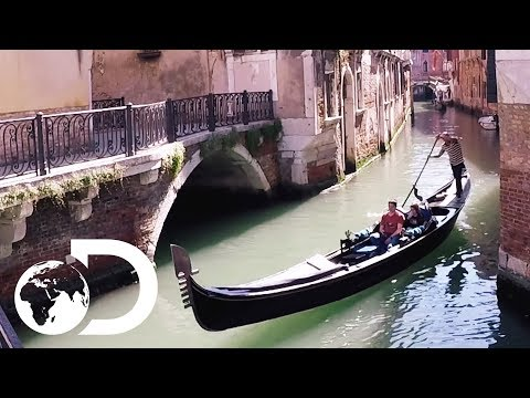 Government Has Spent €5 Billion Trying To Stop Venice Flooding | Massive Engineering Mistakes