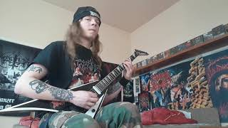 Skullripper- Mental Abortion (Bloodbath cover)