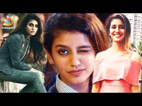 ആരാണ് പ്രിയ പ്രകാശ് വാരിയർ | Who is Priya Prakash Warrier | Oru Adaar Love Song