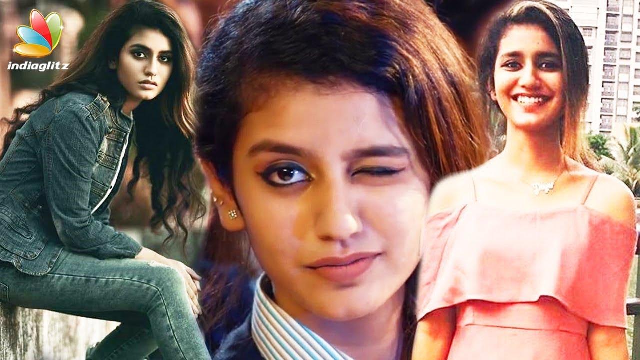 ആരാണ് പ്രിയ പ്രകാശ് വാരിയർ | Who is Priya Prakash Warrier | Manikya malare poovi song