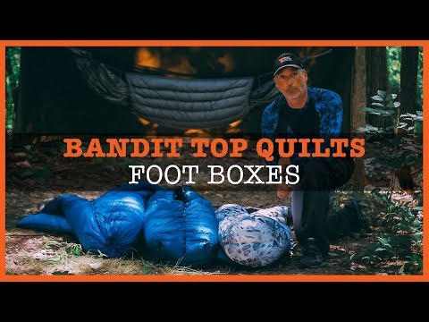 Bandit Top Quilt | Foot Boxes