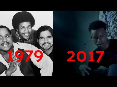 EVOLUTION OF HIP HOP (1979 - 2017)