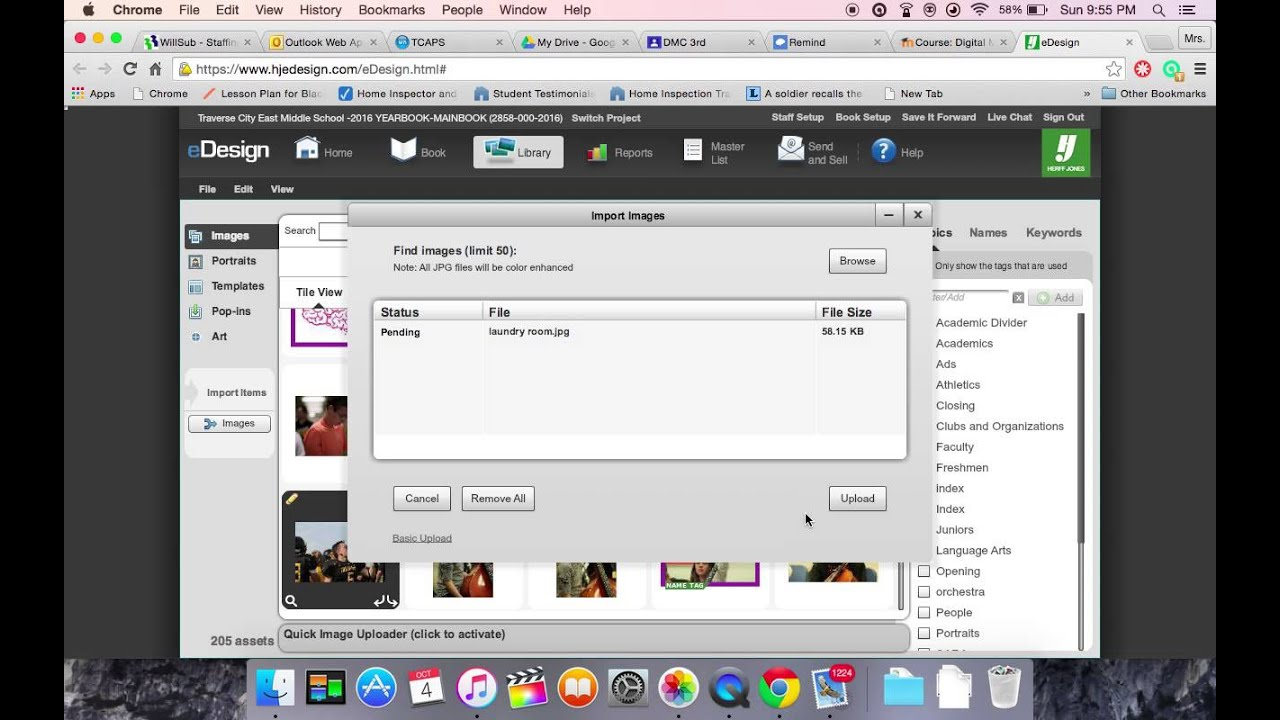 Edesign Edesign How To Tag Pics To Your Page Youtube